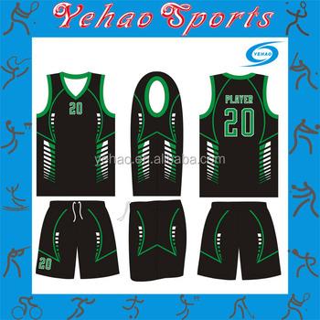 2014 New Design Basketball Uniform Buy Basketball Jersey European