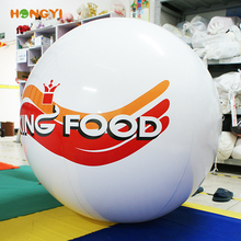 Custom made giant opblaasbare PVC <span class=keywords><strong>helium</strong></span> ballon reclame voor event