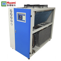 15KW Air Cooled Industrial Water Chiller For Cooling System