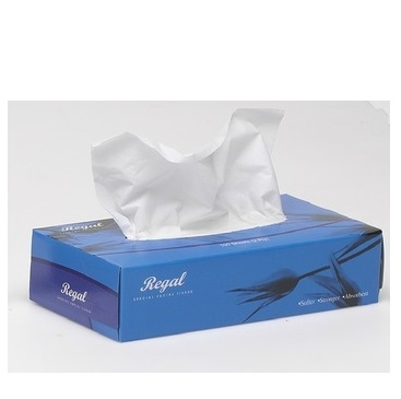 white soft box facial tissue,party facial tissue