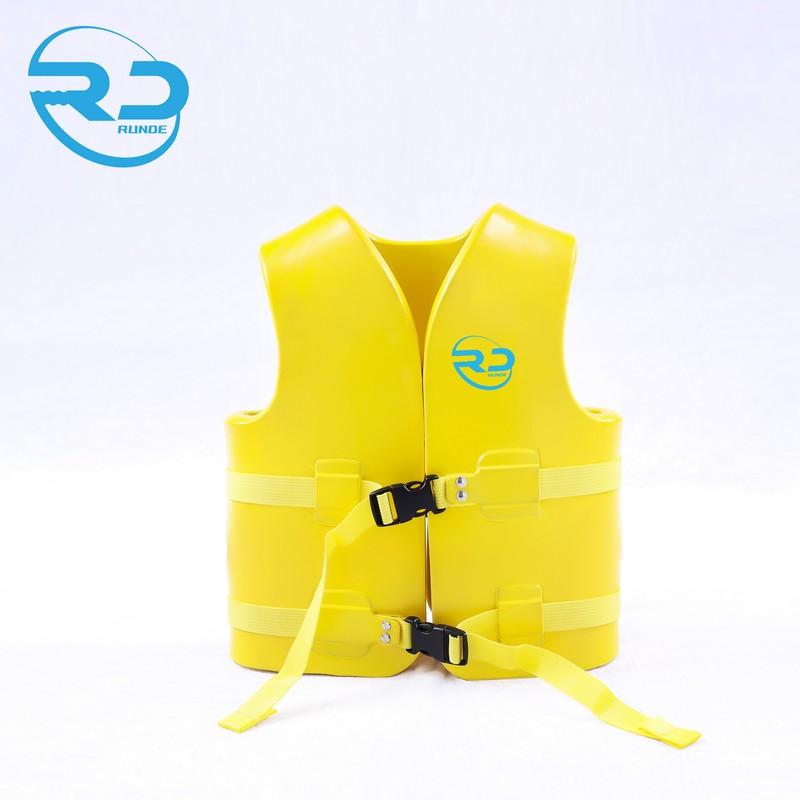 Fabrication personnalisée natation gilet de sauvetage pour piscines