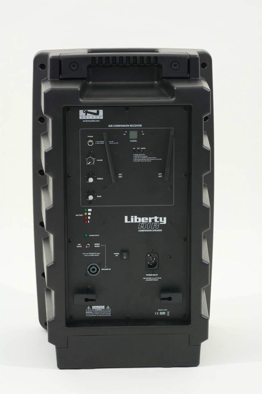 Anchor Audio Liberty AIR wireless companion speaker, LIB2-AIR