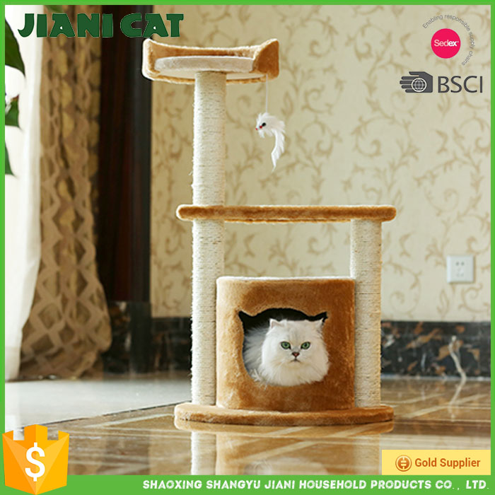 Best Selling Durable Using Cat Tree Furniture Supplier