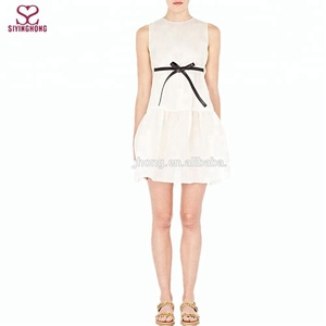 a5edbd34da1 China Silk Ivory Dress