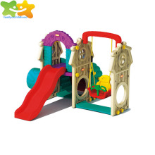 Factory direct supply plastic baby children slides for children