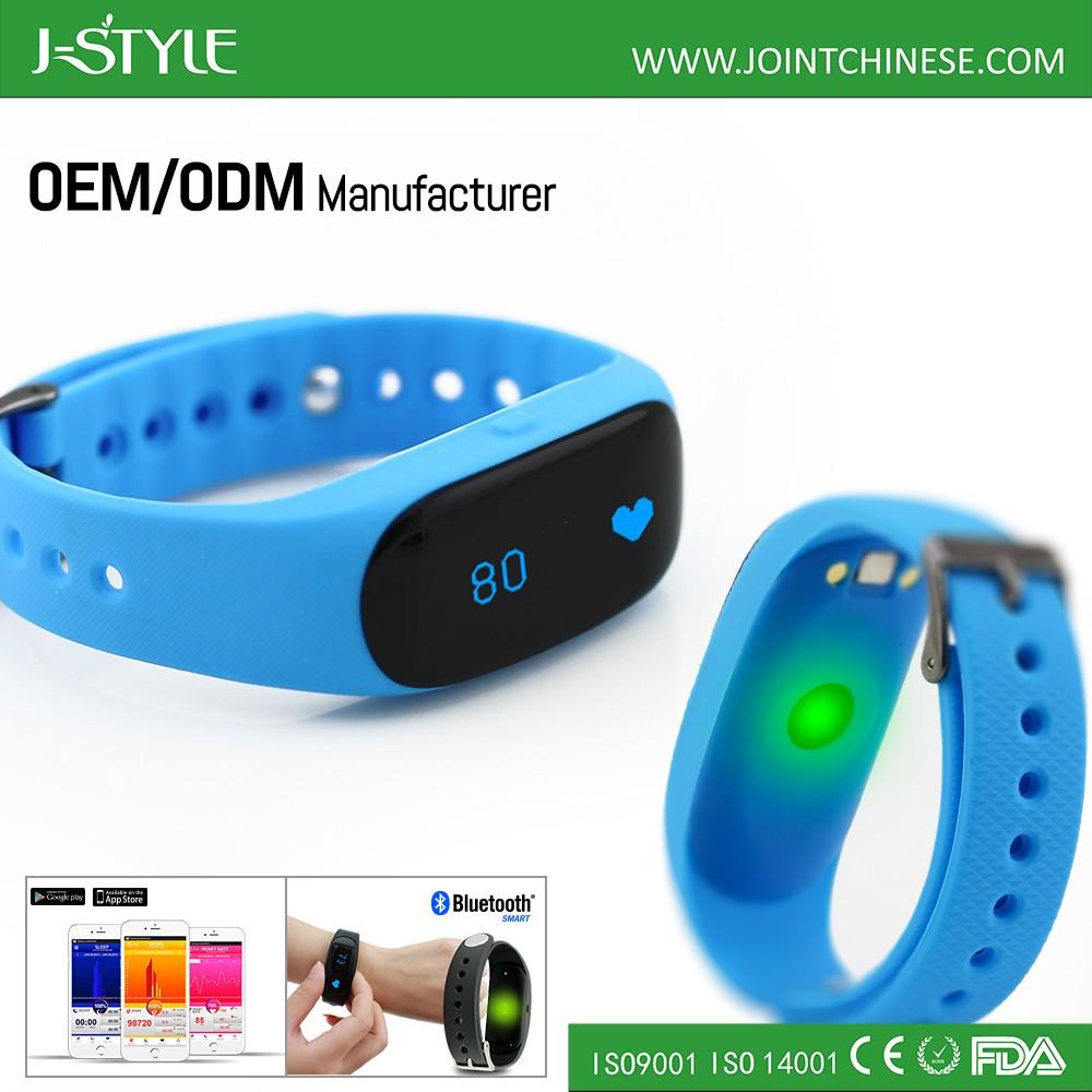 China Odm Factory Bluetooth Activity Tracker Like Fitbit Flex ...