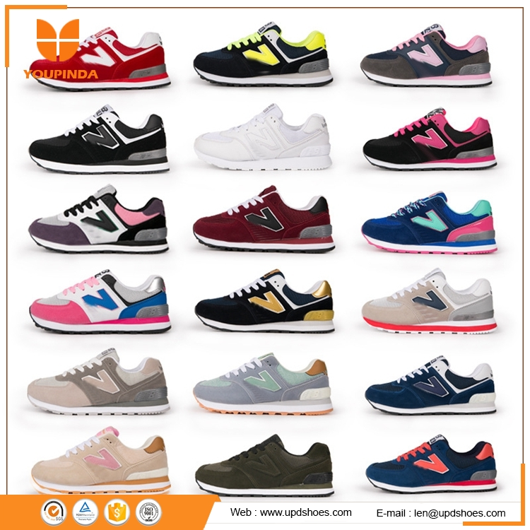 new style fashion nice balance sport shoes for women
