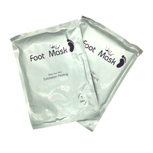 Professional exfoliating baby foot mask and whitening etude house bebe Travel Use
