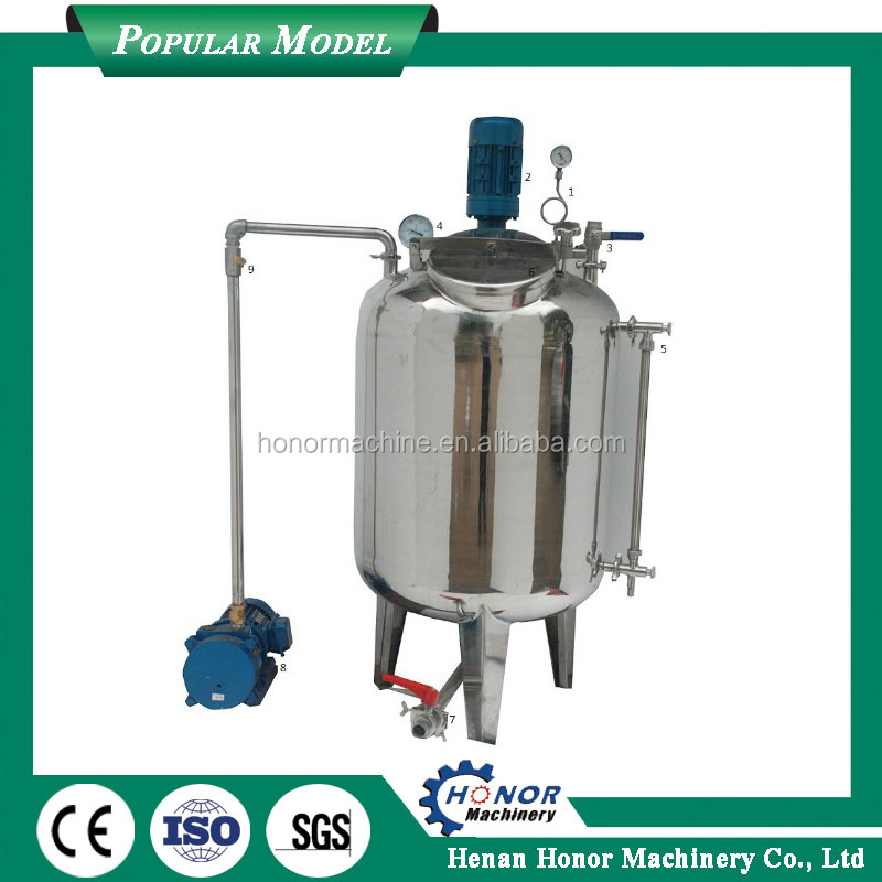 trustworthy honey production equipment company honey production line