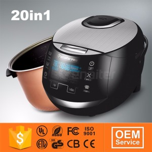 New Model master cook with multi functions