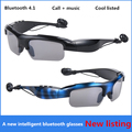 2016NEW listed Sun Glasses BlueTooth Earphone for phone driver suitable for outdoor sports hiking driving travel