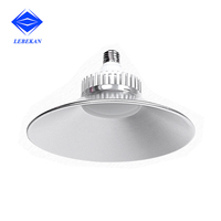 Top quality indoor warehouse fixture 100w 70w 50w 30w 20w e27 e40 led high bay light