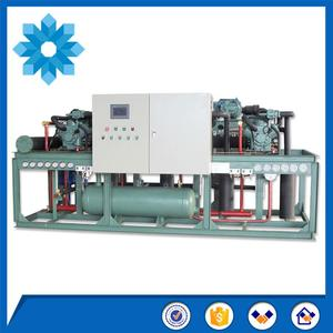 bitzer refrigeration compressor for cooling