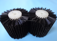 wholesale sweeper nylon pp Small cylindrical roller brushes