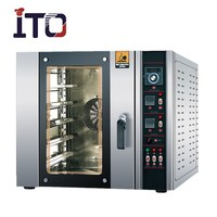 Commercial convection bakery oven,kitchen equipment gas convection oven for bakery
