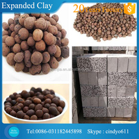 LECA lightweight expanded clay aggregate used construction