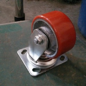 Carpet usage heavy duty caster wheels 5 inch strong caster for export
