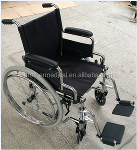 small wheels wheelchair for handicapped colors options