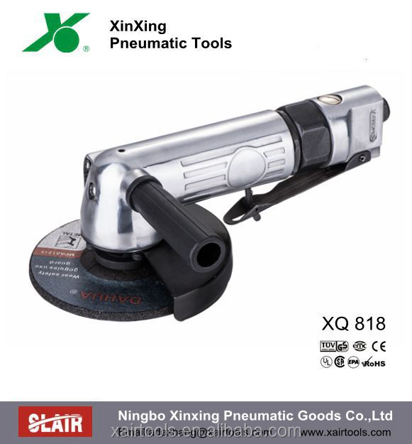 "XQ818_4"" Air Angle Grinder (Trigger)"