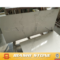 Prefab White Composite Quartz Countertop
