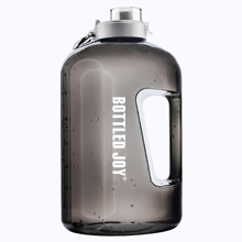 Amazon Bestseller 1 Gallon Grote Fles <span class=keywords><strong>Water</strong></span> Met Tijd Marker Clear Sport Fles Bpa Gratis <span class=keywords><strong>Water</strong></span> Container Kruik Met handvat