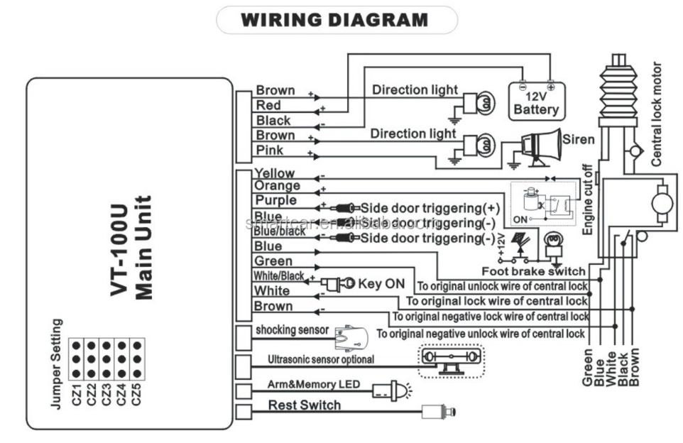 100U diagram