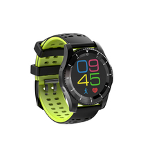 Waterproof Smart Watch Heart Rate monitor mobile watch phone , multimode Sport Wrist Intelligent smartWatch For Ios And Android