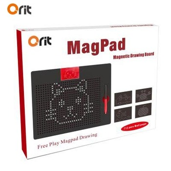 Great Play Children Gift ABS Magped magneticdrawing board Writing Magpad Board Toy
