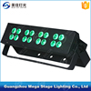 music control 10w 4in1 16pcs bar light led backlight stage lighting