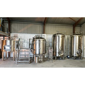 10BBL Stainless Steel Brewhouse Brewery Equipment