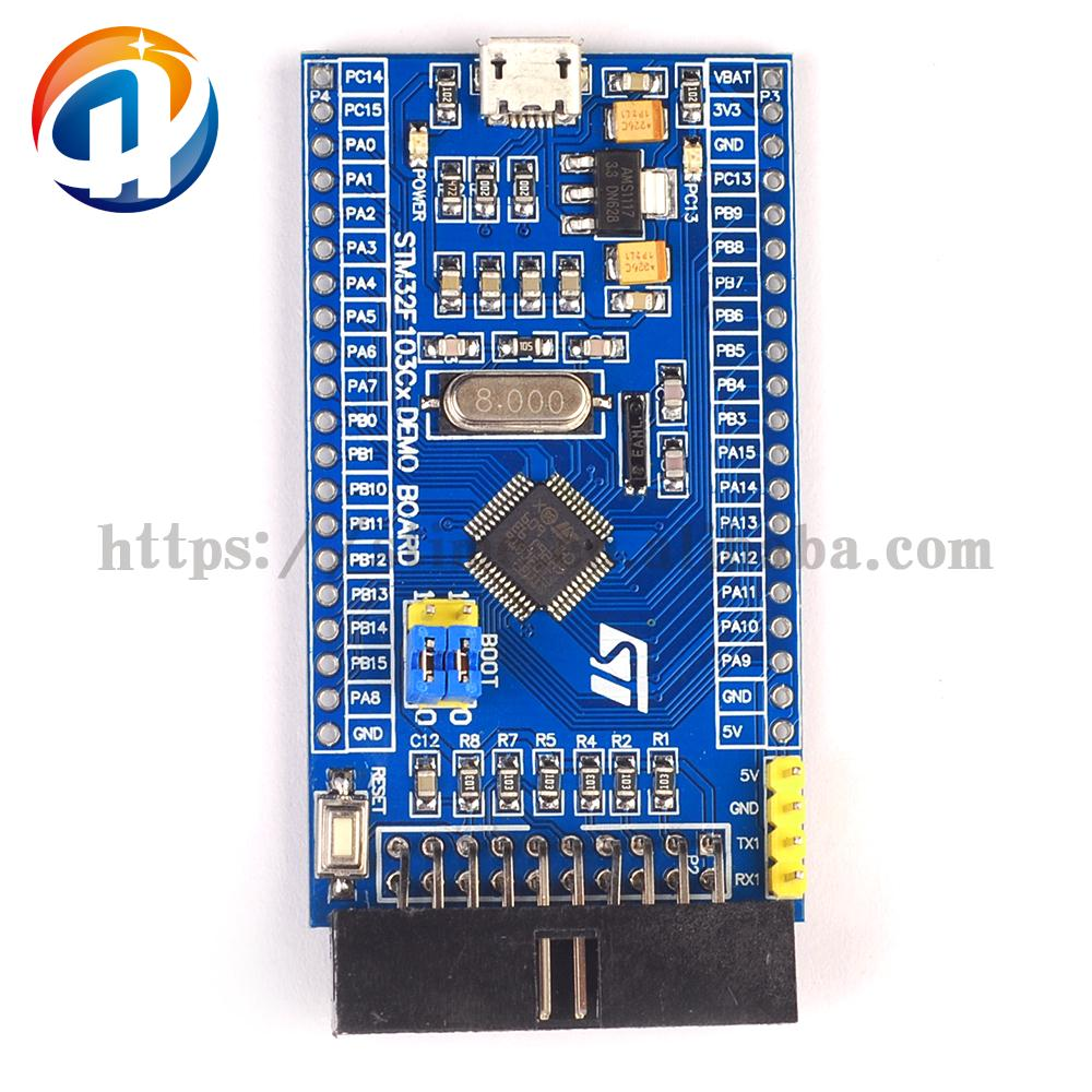 Stm32f103c8t6 Stm32 Stm32f103 Stm32f103c8 Minimum System Board Arm Development Module Learning Evaluation Kit Core Buy Stm32f103c8t6minimum