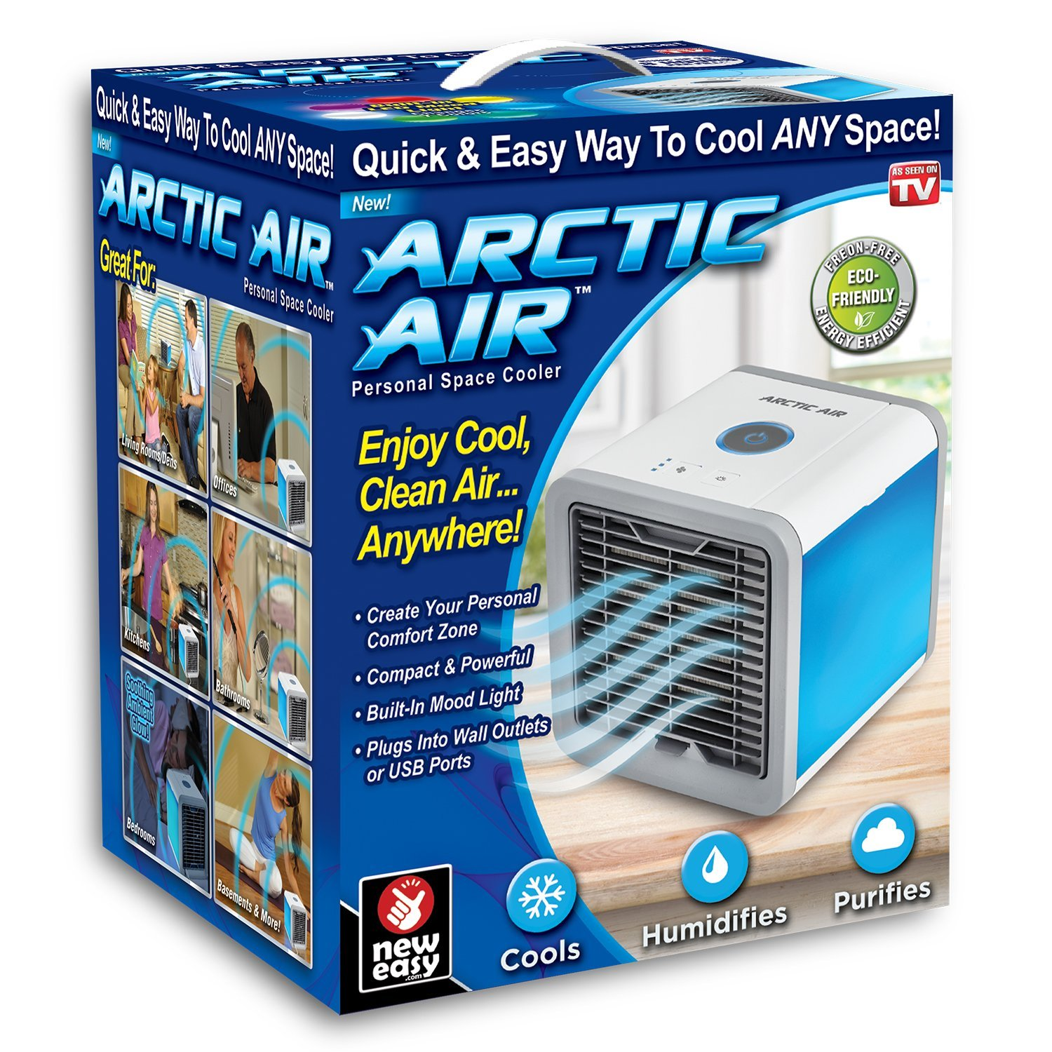 Newest Room Water Air Cooler,Portableconditioner,Purifier Filter ...