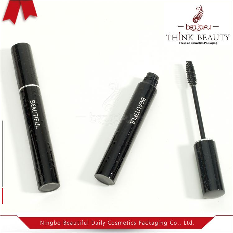 Cheap transparent mascara tube