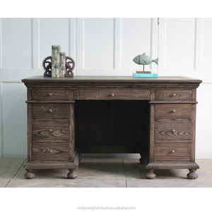 antique reproduction french style furniture wood design desk