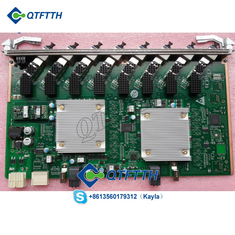 16 Ports For Sale Hua Wei Olt Ma5800-x7 Ma5800-x17 Ma5800-x2 16-piece Gpon Board Sfp C New And Original Gphf C