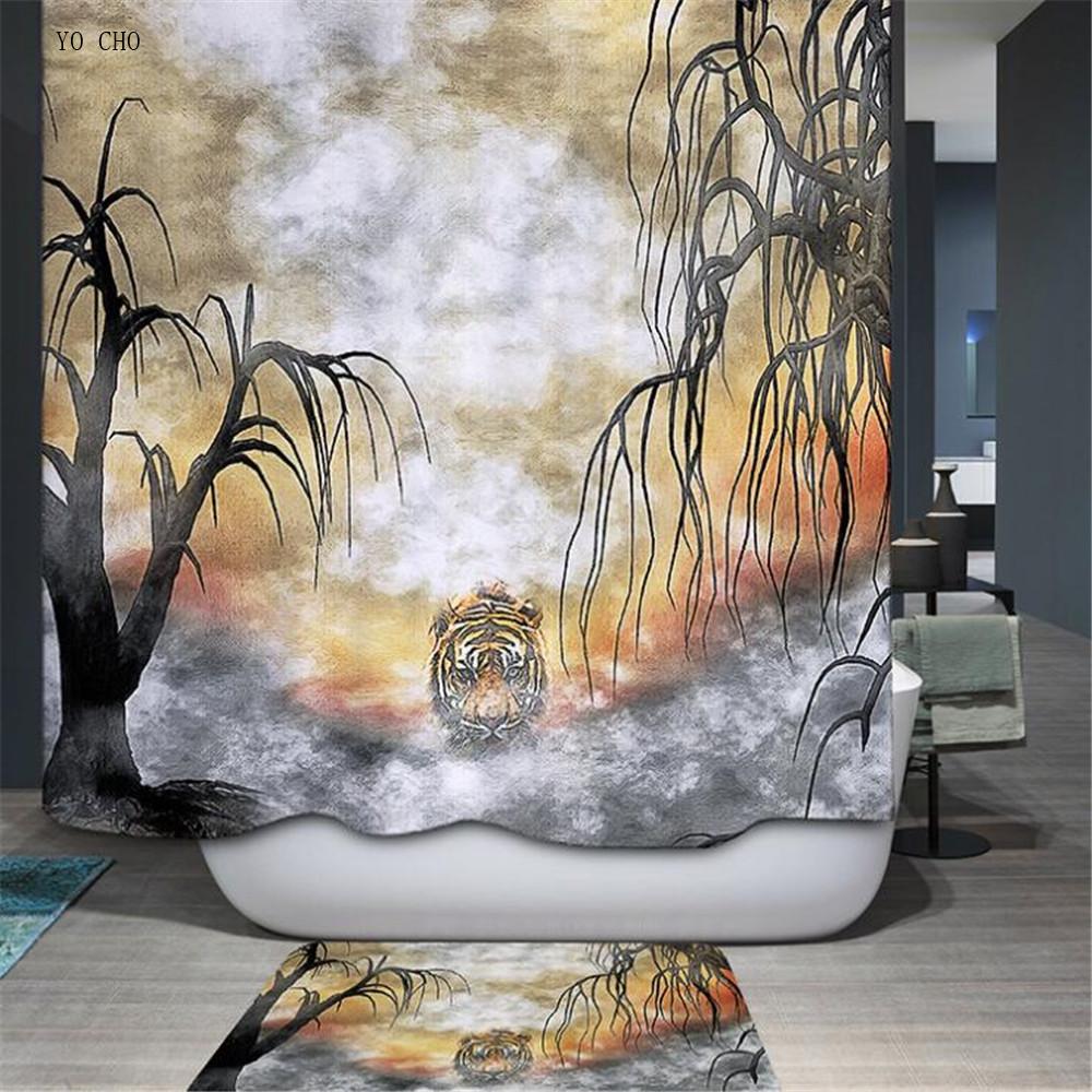Salle De Bain Qui Pue L'Humidite ~ d coration de mariage enfants classique de bain polyester rideaux