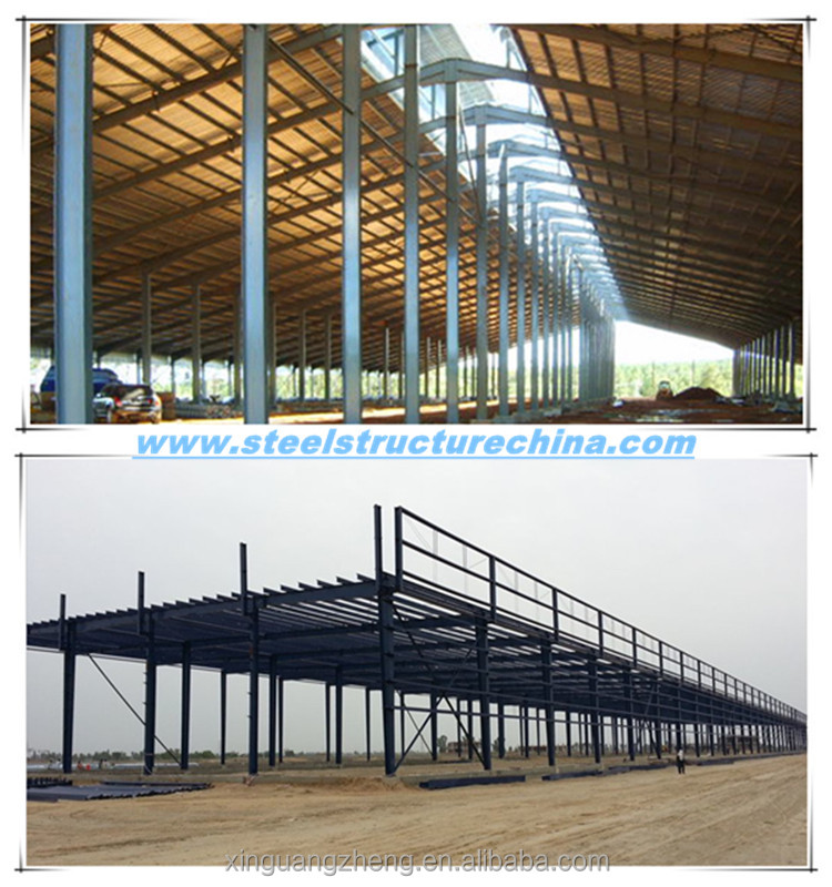 Plant,Warehouse,Guard House,House,Hotel,Office,Workshop Use and Steel Material prefabricated building