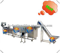 industry high output automatically coconut meat production processing line machines