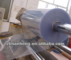Food Rigid PVC film for blister pack in USA,Egypt,etc