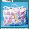high quality waterproof zipper plastic pvc baby blanket bags