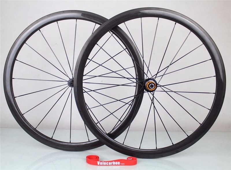 0319f5b6a74 Powerway R36 Hubs T800 3K Weave Carbon Wheels Full Carbon Fiber ...