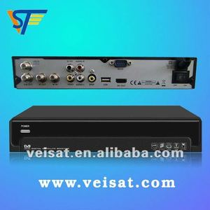 Az america S810B with CA / USB PVR / VFD display for middle east market