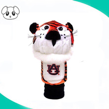 Peluche tiger testa maglia driver di <span class=keywords><strong>golf</strong></span> head cover