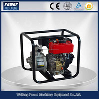6 Inch High Pressure Diesel Sand Suction Water Pump (cast iron)