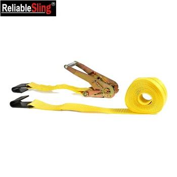 Retractable Ratchet Straps >> Retractable Ratchet Strap Belt W Wire Hooks For Flatbed Truck Trailer Buy Ratchet Strap Ratchet Strap Belt Retractable Ratchet Strap Product On