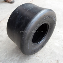 11*4.00-5 smooth Lawn mower tire/ tubeless tire/11*6.00-5 smooth tire