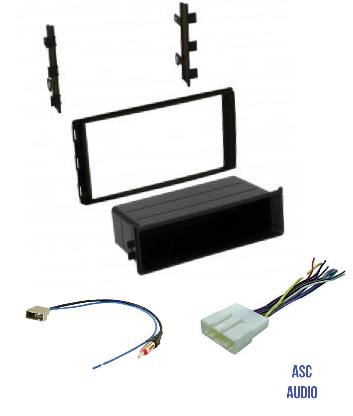 Cheap Nissan Digital Dash Find Deals On Line At Ac Home Wiring Antenna Get Quotations Asc Car Stereo Install Kit Wire Harness And Adapter For Select