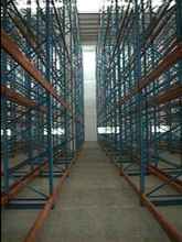 biggest China racking exporter american perfume vna pallet racks from China market