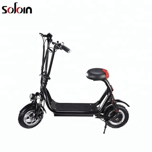 Mini city coco 500w 2 wheel mobility halley e scooter