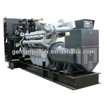 Prime Power 1250kva Diesel Generator Powered With Perkins Engine